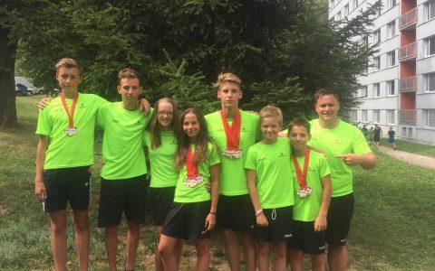 Olympiáda dětí a mládeže Brno